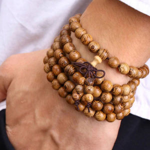 Sandstone Meditation Bracelet